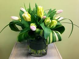 tulip arrangements lake geneva wi flower delivery lilypots