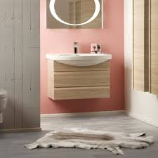 Modular Bathroom Vanity by Roper Rhodes Profile 600mm Modular Bathroom Vanity Driftwood