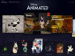 disney animated a new 13 99 ipad app taps into the crossover of