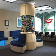 Build Your Own Reception Desk by Aquarium Company That Designs Service Supplies Aquariums And