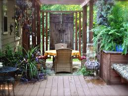 Closed In Patio Backyard Privacy Ideas Hgtv
