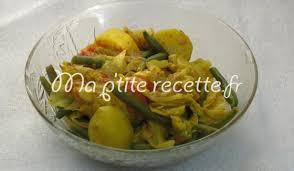 cuisiner choux blanc curry de chou blanc aux pommes de terre recette accompagnement chou