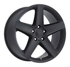 jeep rims black style 63 factory reproductions