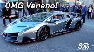 Lamborghini Veneno Colors - 6 m lamborghini veneno chaos in london youtube