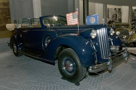 what car toyota file packard twelve presidential car 1939 front right toyota