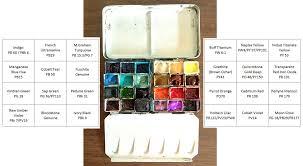 24 color u201cfull spectrum u201d paint box citizen sketcher