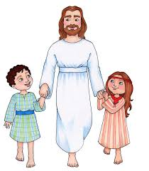 clip art of jesus with children free clip art of jesus with