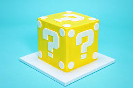 mario cake mario question block cake rosanna pansino