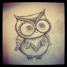 small owl tattoos a year ago i was asked to design a
