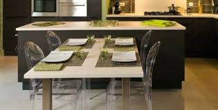 ilot de cuisine avec table ilot de cuisine avec table cuisine avec ilot et table ilot cuisine