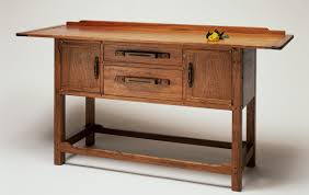 Arts And Crafts Sofa Table by Custom Kitchens Interiors U0026 Furniture Barboursville Va
