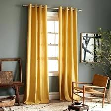 Yellow Bedroom Curtains Curtains For Yellow Bedroom Dazzling Curtains In Bedroom