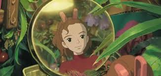 arrietty hair clip the secret world of arrietty 借りぐらしのアリエッティ 2010