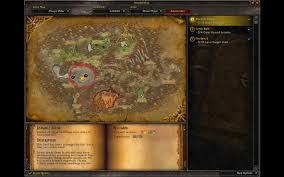 Wow Kalimdor Map Random Wow How To U0027s The Durable Seeds Quest Mount Hyjal Kalimdor