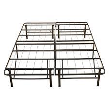 pure posture bed frame hayneedle