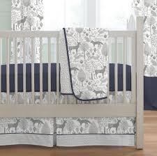 Cheap Mini Crib by Blankets U0026 Swaddlings Navy Blue Crib Bumper Pads With Navy Blue