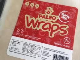 where to buy paleo wraps beyond baked the 150 calorie gluten free paleo vegan wrap