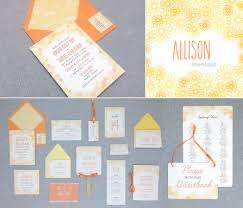 a diy floral wedding invitation suite perfect for summer