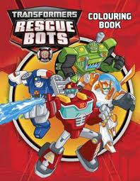 transformers rescue bots coloring book periodic tables