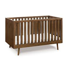 Convertable Crib Nifty Timber 3 In 1 Convertible Crib Project Nursery