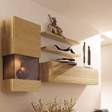Woodworking Shelf Designs by Interesting Modern Wall Mounted Shelf Design Ideas Feature White