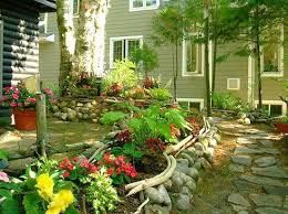 Elevated Front Yard Landscaping - outdoor living unique raised garden bed ideas unusual raised