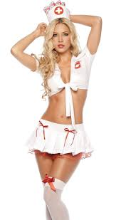 nurse bedroom costume