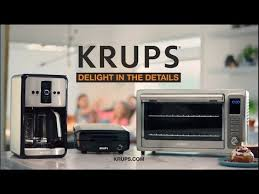 Krups Toaster Oven Reviews Raise Your Breakfast Game With Krups Youtube