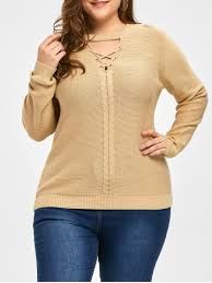 plus size cable knit sweater light camel 5xl plus size cable knit criss cross sweater rosegal com