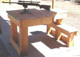 How To Build A Shooting Bench Out Of Wood The 25 Best Shooting Bench Ideas On Pinterest Shooting Table