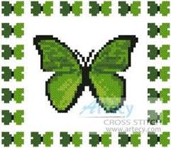 mini butterfly sler 3 pattern design cross stitch and butterfly