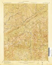 Taylorsville Lake Map Kentucky Historical Topographic Maps Perry Castañeda Map