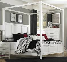 White Bed Canopy White Canopy Bed Frame Queen Frame Decorations