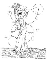 photos printable fairy coloring pages drawing art gallery