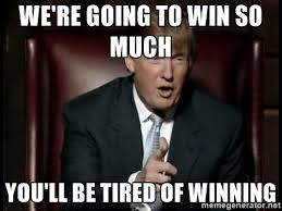 So Much Win Meme - donald trump memes msm lies