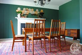 Found Danish Teak Dining Set The Gathered Home - Danish teak dining room table and chairs