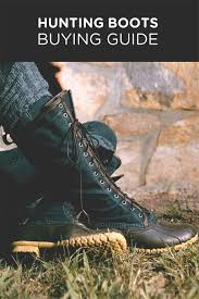 Best Hunting Boots 2017 The Ultimate Reviews And Buying Guide