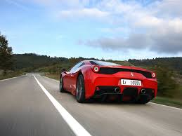 458 spider speciale tour of italy with a cars portfolio 458 speciale