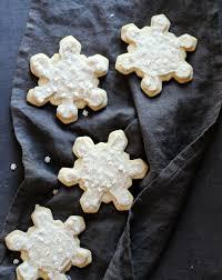 snowflake sugar cookies sugar cookies gluten free gardeninthekitchen