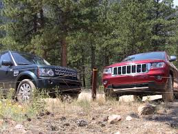 lr4 land rover off road video 2012 land rover lr4 vs jeep grand cherokee off road mashup