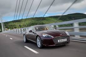 aston martin rapide s reviews sound of silence aston martin rapide will ditch howling v12 for