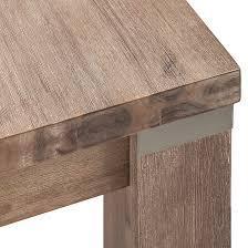 Esszimmer Holz Grau Esstisch Holz Massiv Grau Carprola For