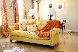 amazing living room design with a grey velvet l shape sofa has