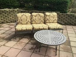 Brown Jordan Patio Furniture Used Used Outdoor Furniture Ebay
