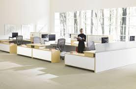 Teknion Boardroom Tables Workstation Desk Laminate Contemporary Commercial