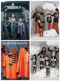 girls halloween pajamas adorable matching mother daughter pajamas family style