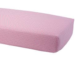 dotty crib sheet minnie pink crib sheets