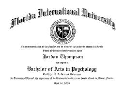 diploma frame size florida international gold embossed diploma frame in