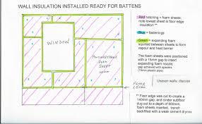 can i diy internal wall insulation