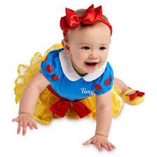 Snow White Halloween Costume Toddler Snow White Baby Costume Body Suit